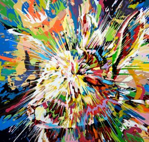 pintor joven cubano
